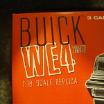 gmp 1987 buick we4