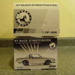 gmp Buick Street Fighter diecast car