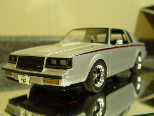 gmp streetfighter buick