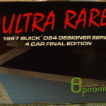 Epitome Exclusives Ultra Rare diecast cars