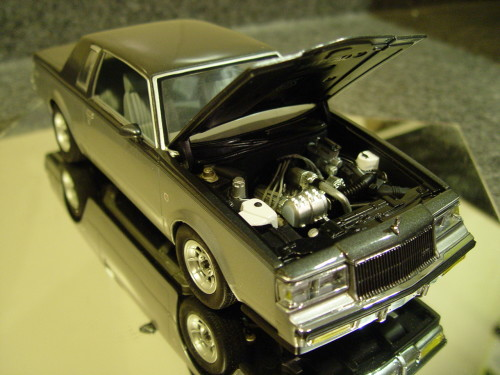 gmp g1800217 D84 Buick two tone