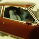 rosewood 1987 buick regal turbo t diecast model
