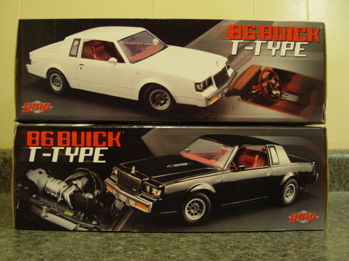 gmp 1986 buick regal t type