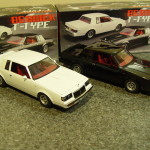 gmp 86 buick t-type diecast car