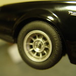 gmp g1800224 black 86 buick t-type model