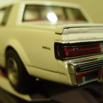 gmp white 1986 buick t-type model