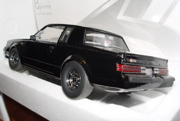 1:18 Scale GMP G1800211 1986 Street/Strip Grand National