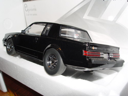 epitome 1986 buick grand national