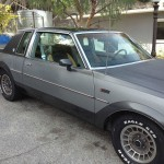 1982 buick grand national exterior