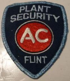 AC Plant Security Flint MI Patch