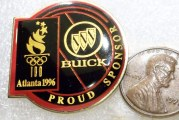 Promotional Buick Pins