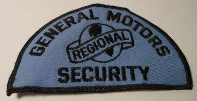 General Motors Regional Security