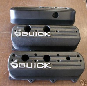 STAGE II VALVE COVERS