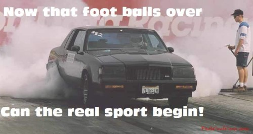 a real sport