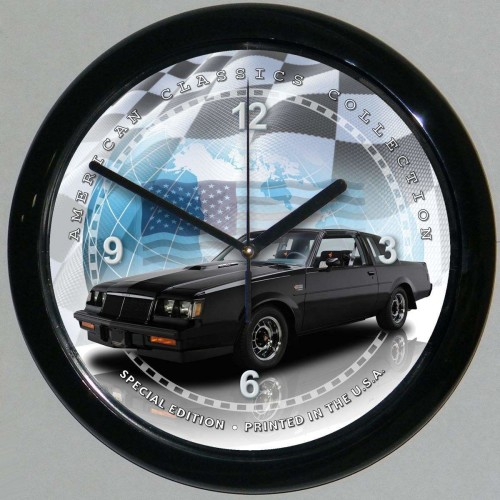 american classics collection buick clock