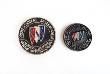 Buick Medallions Tokens Coins Chips
