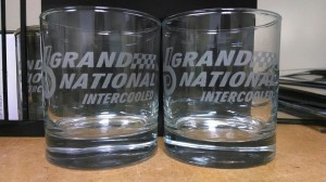 buick grand national glasses