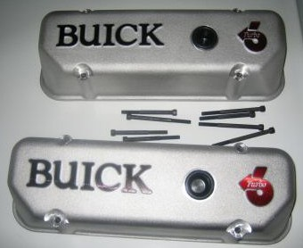 buick engine toppers