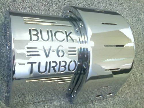 buick v6 turbo cover