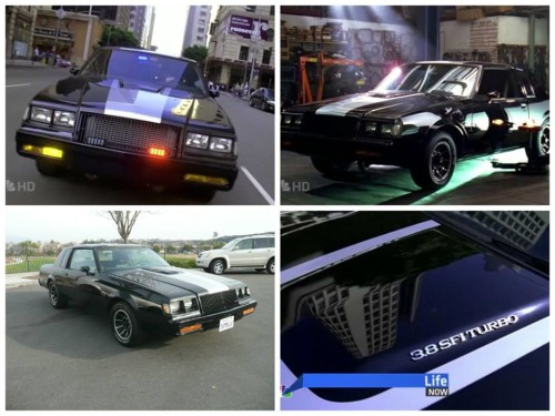 life tv show buick grand national