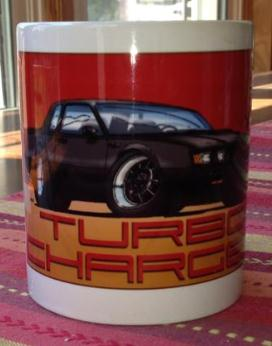 turbocharged coffee cup