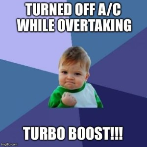 turn off AC