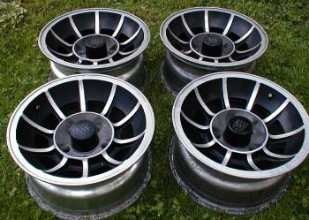 1985 buick GN stock rims