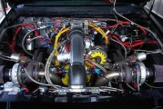 Turbocharged Buick Power Plants