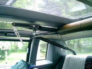buick roll cage