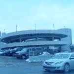 cobo hall roof parking
