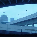 cobo hall roof parking structure