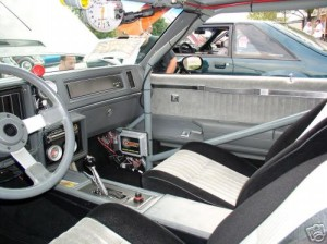 buick grand national roll cage
