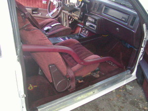 buick regal roll bar