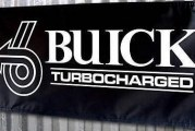 Hanging Buick Banners