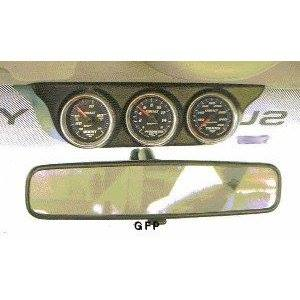 gauge setup over mirror