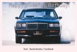 happy boosting birthday