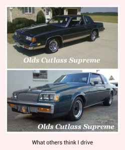 olds cutlass supreme