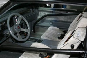 roll bar setup