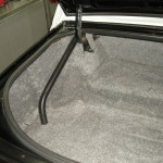 trunk roll bar drivers side