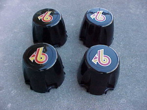 turbo 6 center caps
