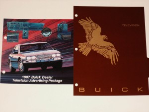 1987 buick dealer advertising workbook 6