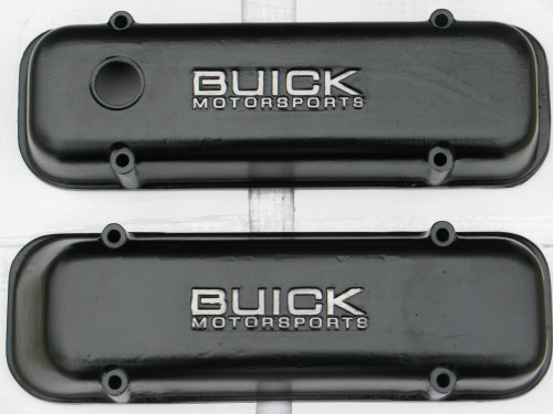 Buick Motorsports Valve Covers