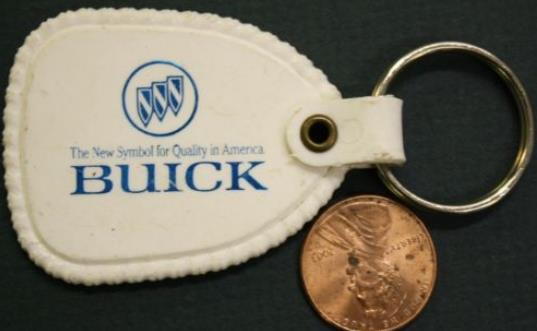 Buick Car Dealership Keychains