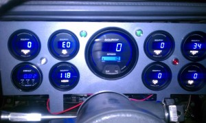 aftermarket buick digital dash setup