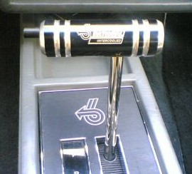 aftermarket buick shifter handle