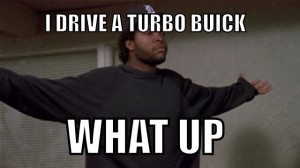 drive a turbo buick