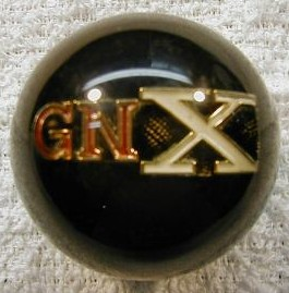 buick gnx shifter knob