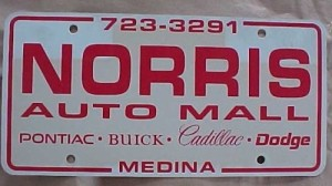 norris auto mall dealership