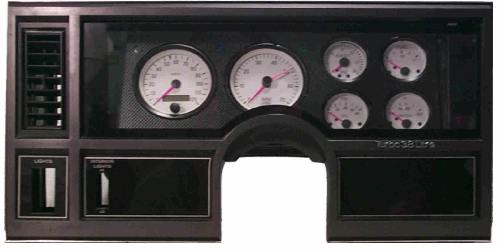 Buick GNX dash by SE Turbo