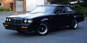 sweet 86 turbo buick